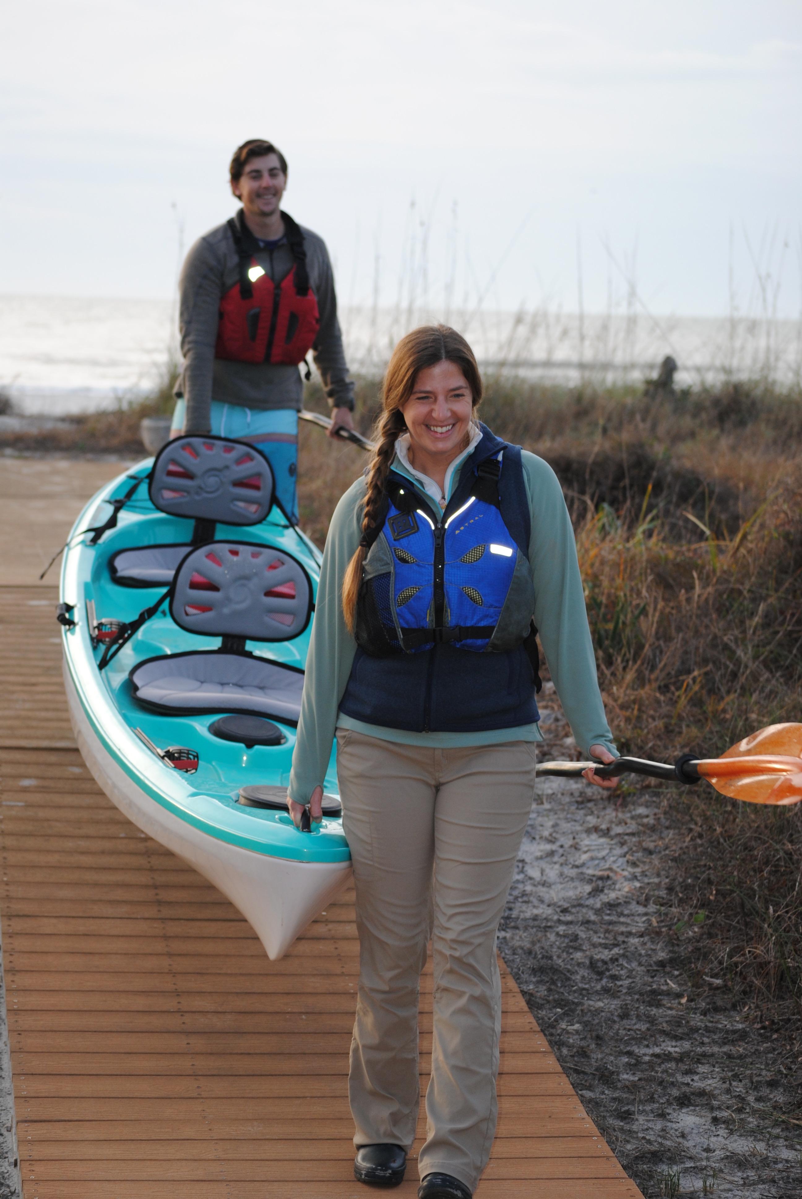 Kayaks: Skimmer 140 Tandem by Hurricane Kayaks - Image 4558