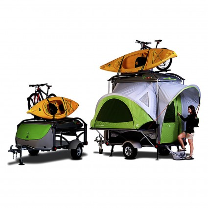 Transport, Storage & Launching: GO Adventure Camper & Gear Hauler by SylvanSport - Image 2746