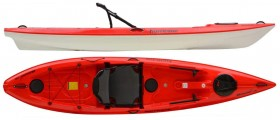 Kayaks: Skimmer 116 with First Class Seat by Hurricane Kayaks - Image 4556