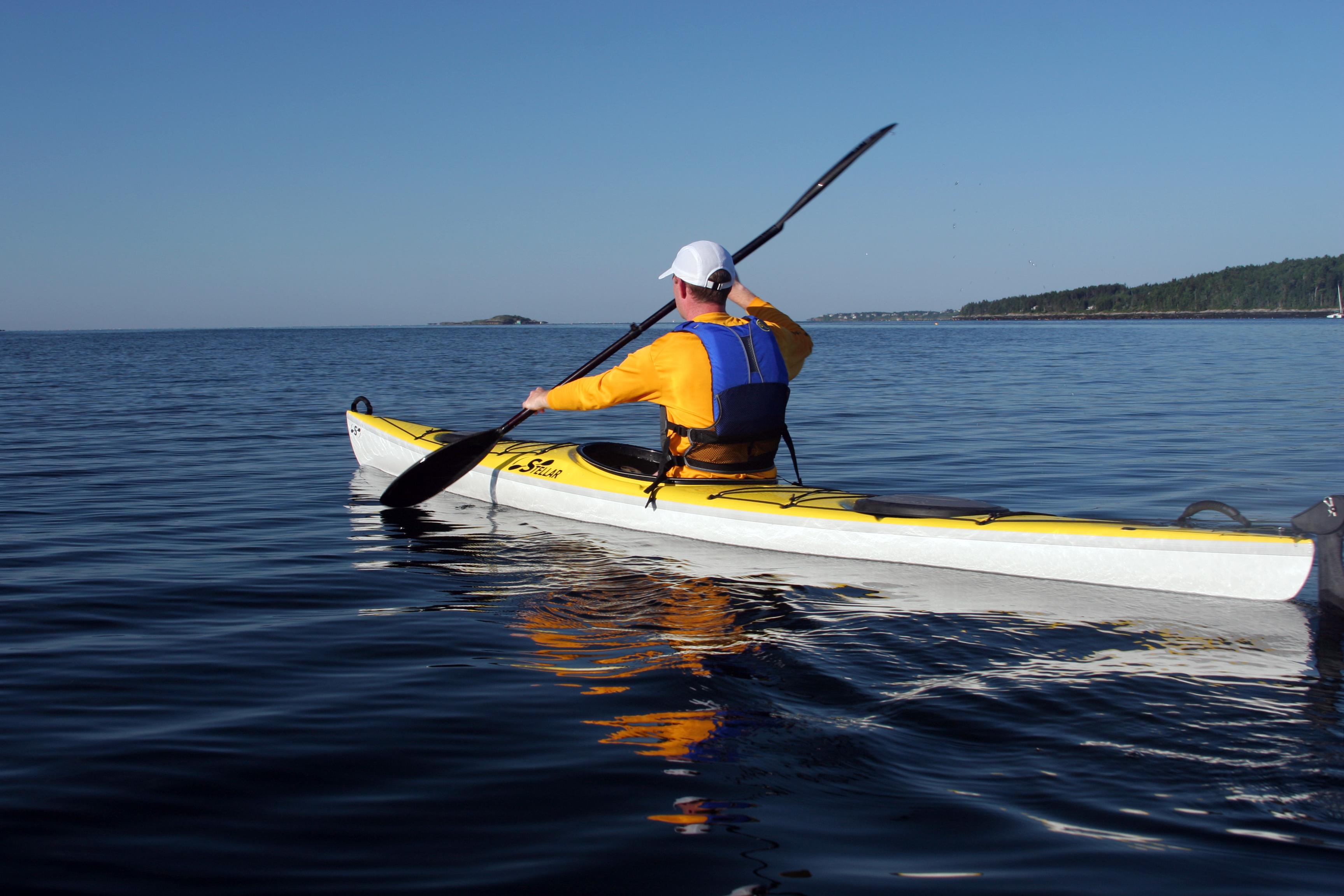 Kayaks: S16 by Stellar Kayaks - Image 2980