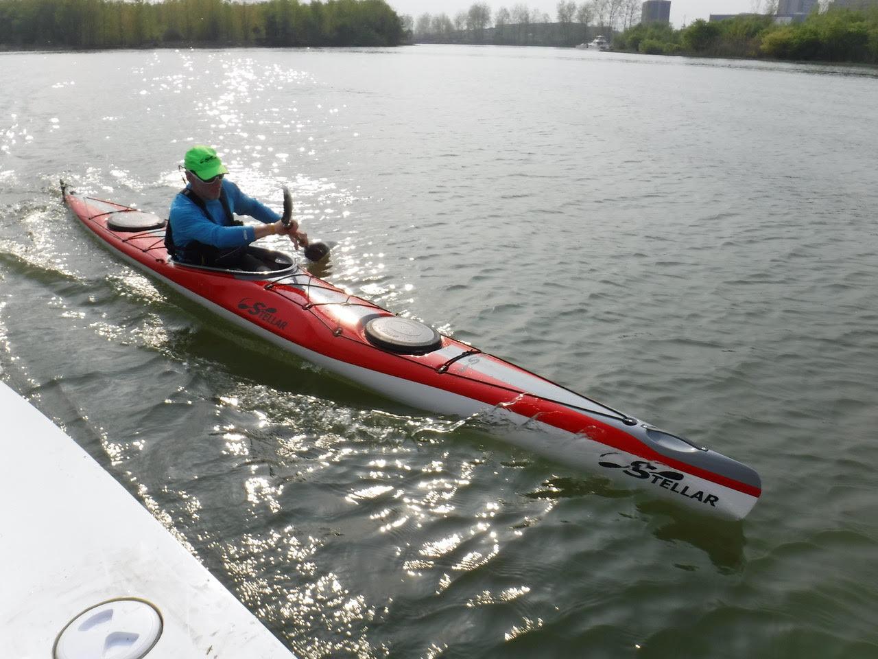 Kayaks: S18R by Stellar Kayaks - Image 2982
