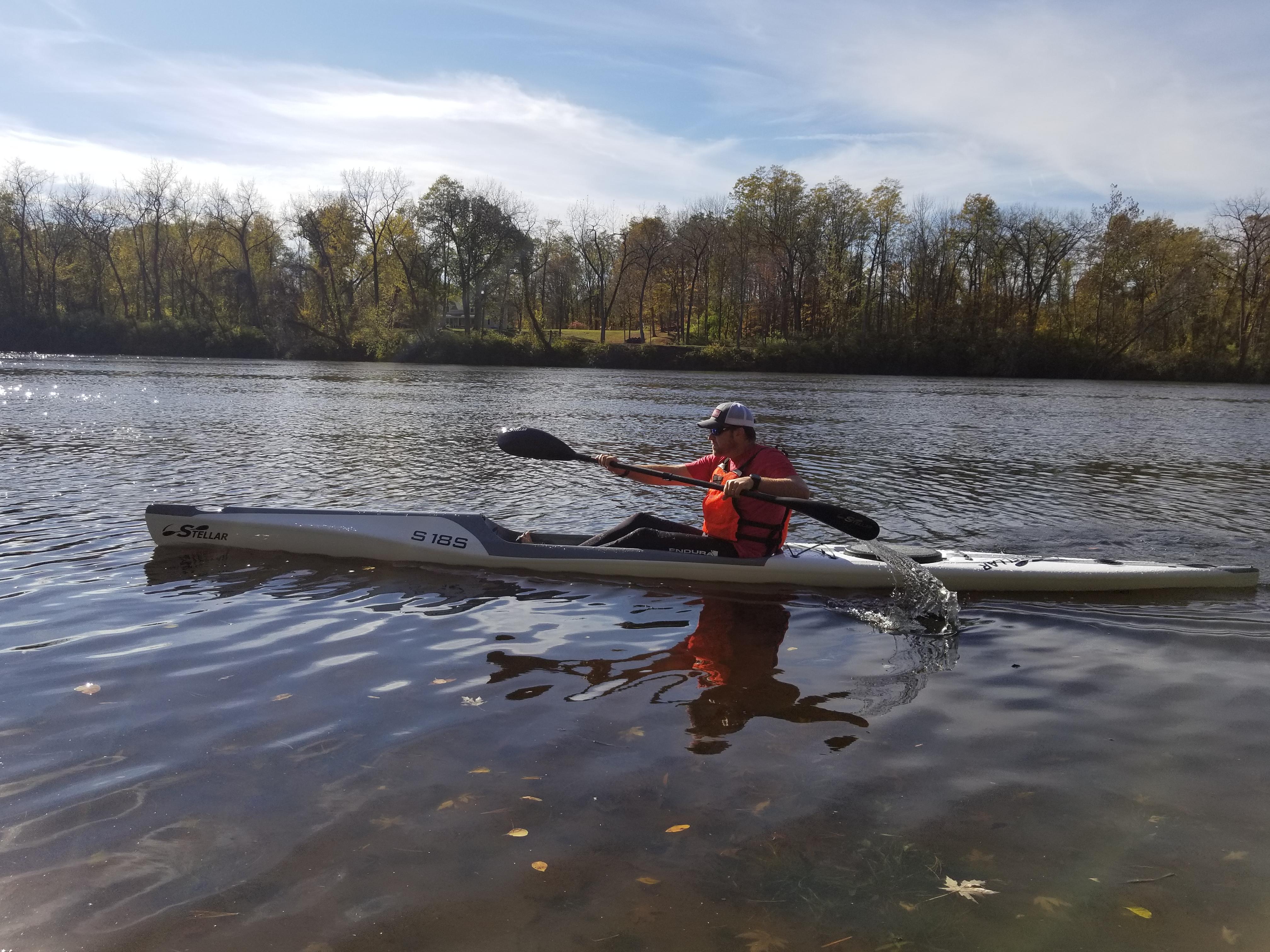 Kayaks: S18S by Stellar Kayaks - Image 2983