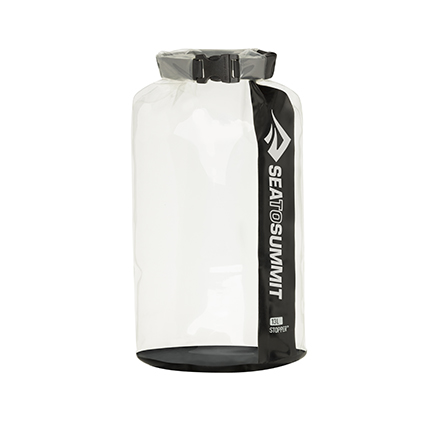 Bags, Boxes, Cases & Packs: Clear Stopper Dry Bag by Sea to Summit - Image 4563