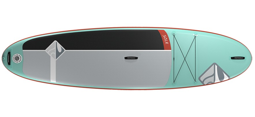Paddleboards: SHUBU Solr by Boardworks - Image 4573