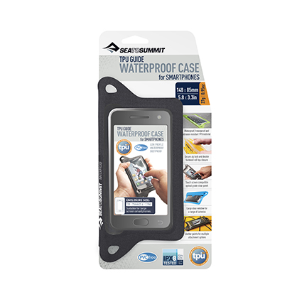 Bags, Boxes, Cases & Packs: TPU Waterproof Case for Smartphones by Sea to Summit - Image 4566