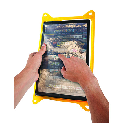 Bags, Boxes, Cases & Packs: TPU Guide Waterproof Case for Tablet by Sea to Summit - Image 4226