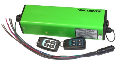 Electronics: YL-PSLiW - Wireless Control Lithium Power Supply by Yak Lights - Image 4569