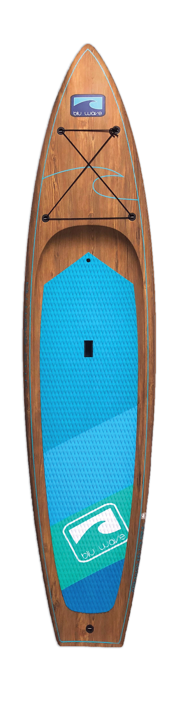 Paddleboards: Armada 11.6 Touring by Blu Wave SUP - Image 4609