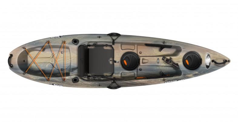 Kayaks: Sentinel 100XR Angler by Pelican Premium - Image 2468