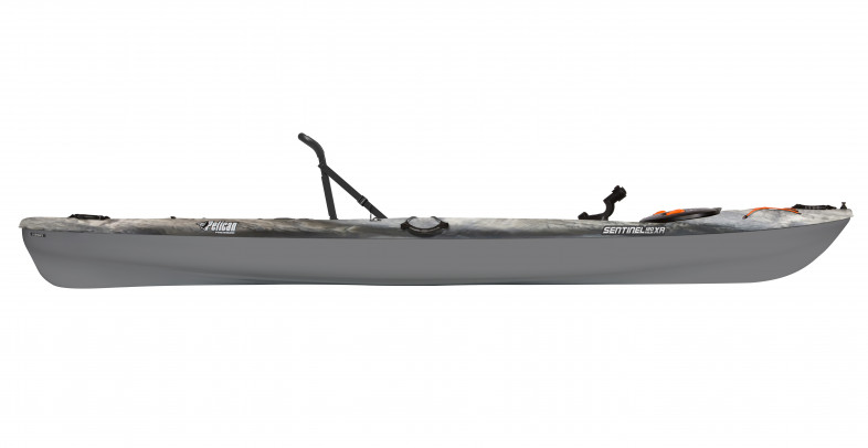 Kayaks: Sentinel 120XR Angler by Pelican Premium - Image 4641