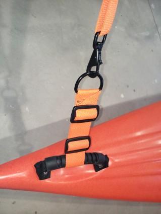 Transport, Storage & Launching: KCassist-Over The Shoulder Kayak Holder by The Kayak Cart - Image 3513