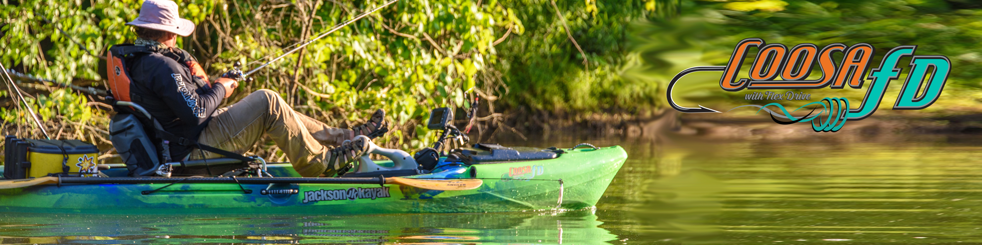 Kayaks: Coosa FD by Jackson Kayak - Image 4659