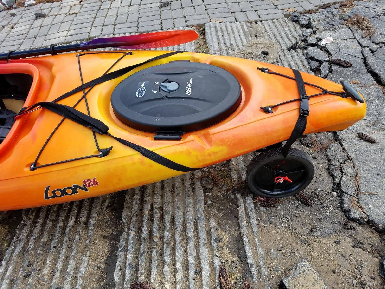 """Transport, Storage & Launching: KC10-Kayak Cart 10"""" wheels by The Kayak Cart - Image 4658"""