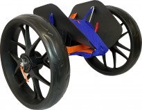 "Transport, Storage & Launching: KC11-Kayak Cart 11"" Wheels by The Kayak Cart - Image 4669"
