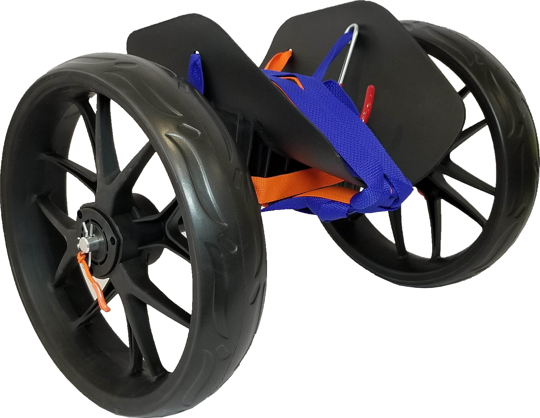 """Transport, Storage & Launching: KC11-Kayak Cart 11"""" Wheels by The Kayak Cart - Image 4669"""