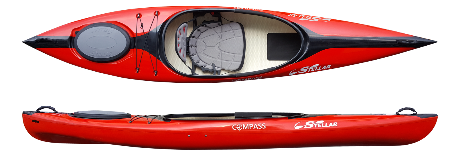 Kayaks: Compass 115 by Stellar Kayaks - Image 2581