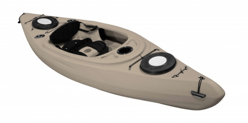 Kayaks: Voyager 124 SI Angler by Future Beach - Image 3698