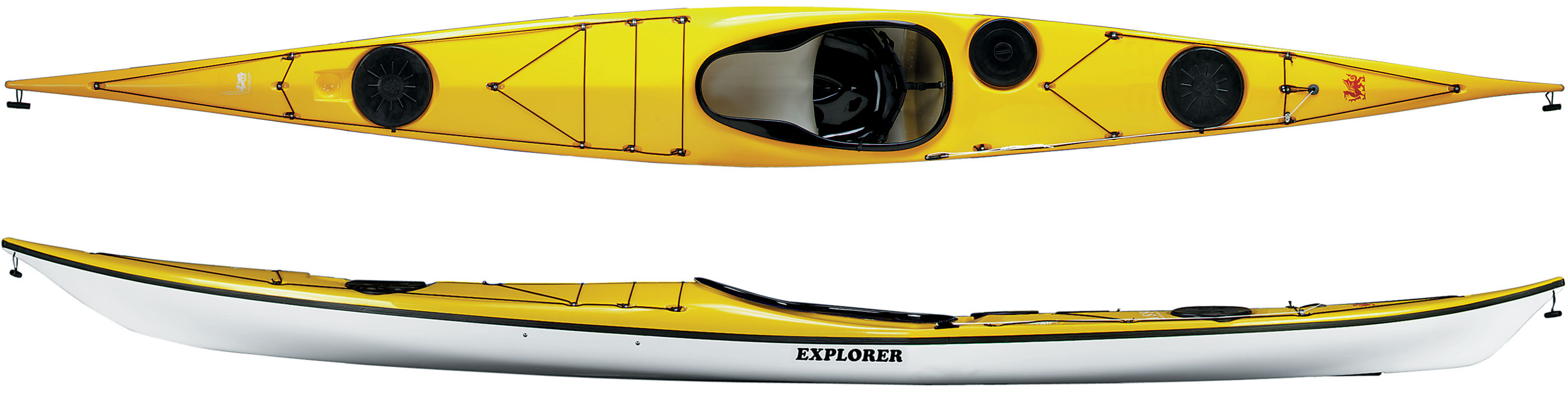Kayaks: Explorer by Nigel Dennis Kayaks - Image 4485
