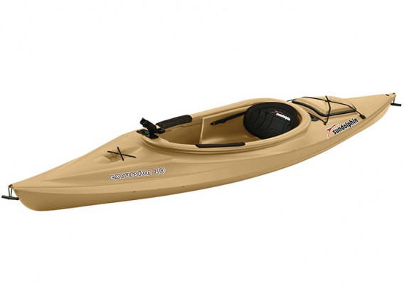 Kayaks: Excursion 10 by Sun Dolphin - Image 4494