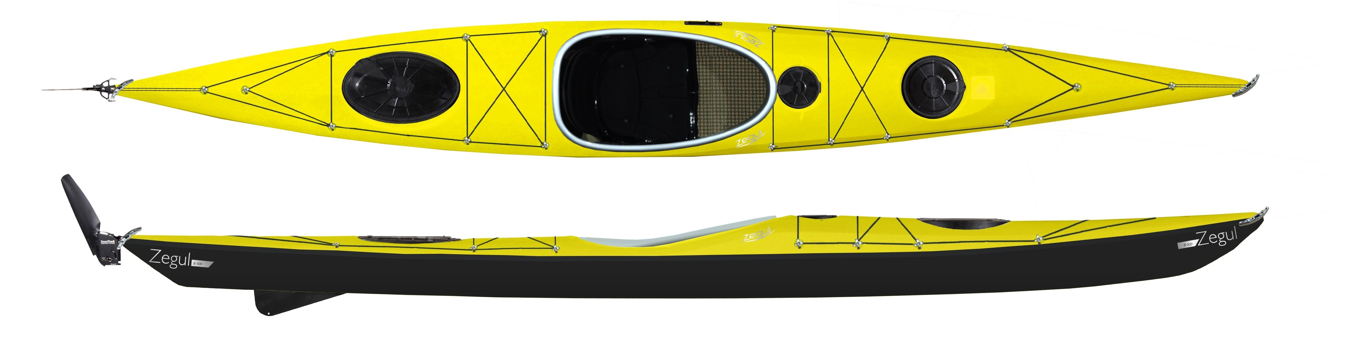 Kayaks: Zegul B-500 by Tahe Outdoors - Image 4654