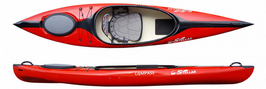 Kayaks: Compass 11 by Stellar Kayaks - Image 4708