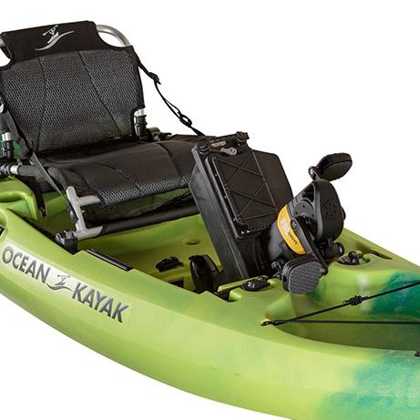 Malibu Pedal Seat