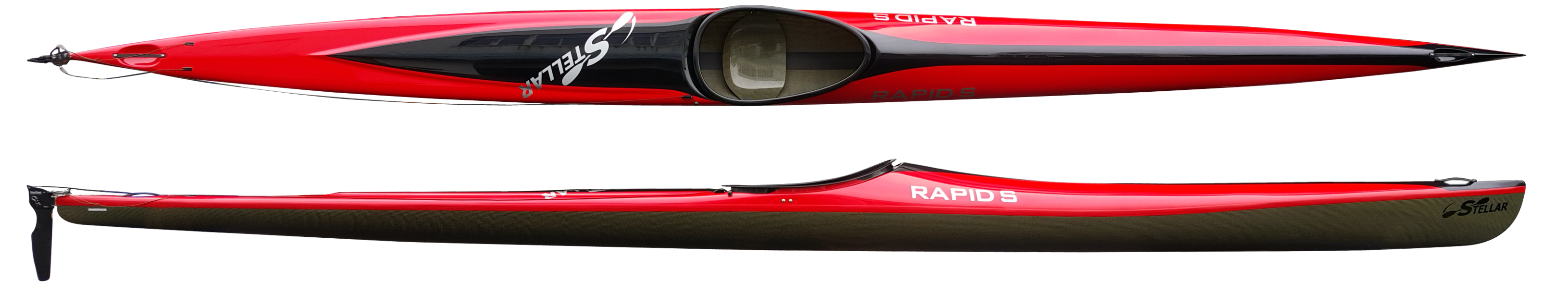 Kayaks: Rapid-S Multisport Kayak by Stellar Kayaks - Image 4721