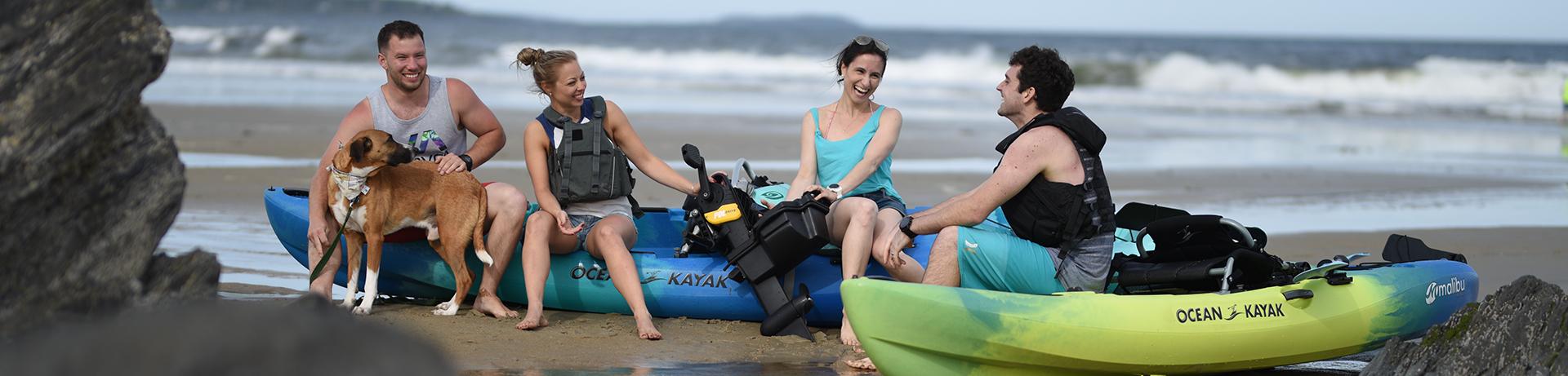 Malibu Pedal Lifestyle