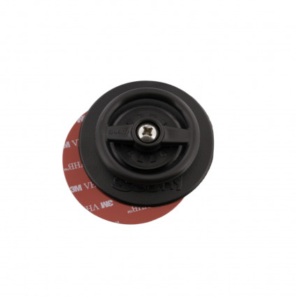 Mounts, Tracks & Accessories: 443 Flexible D-Ring with Stick-on Accessory Mount by Scotty - Image 4173