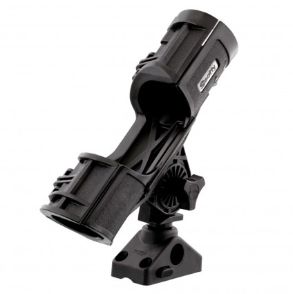 Mounts, Tracks & Accessories: 400 Orca Rod Holder w/ Combination Side/Deck Mount by Scotty - Image 4168