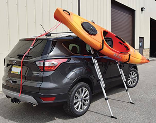 Transport, Storage & Launching: Telos XL by Malone Auto Racks - Image 4746