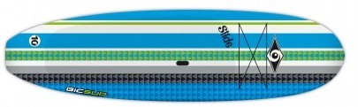 Paddleboards: 10'6 Slide Soft-Top - Complete Package by BIC SUP - Image 4466