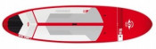 "Paddleboards: ACE-TEC 10'6"" Performer Red by BIC SUP - Image 4744"