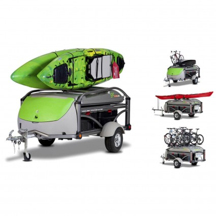 Transport, Storage & Launching: GO Adventure Camper & Gear Hauler by SylvanSport - Image 2746