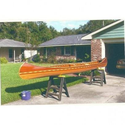 """Canoes: Redbird 17'6"""" by Bear Mountain - Image 2081"""