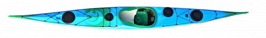 Kayaks: Excel Expedition by Nigel Dennis Kayaks - Image 4589