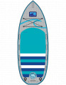 Paddleboards: Blu Whale 17.0 by Blu Wave SUP - Image 4623