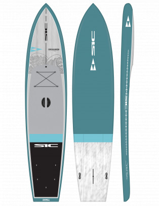 "Paddleboards: Okeanos 11' x 28"" by SIC - Image 4457"