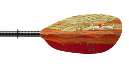 Kayak Paddles: Whiskey Fiberglass by Aqua-Bound - Image 3595