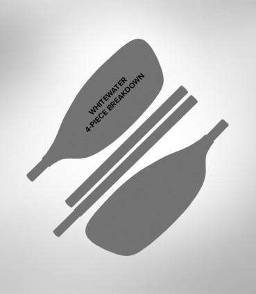 Kayak Paddles: Player by Werner Paddles - Image 3738