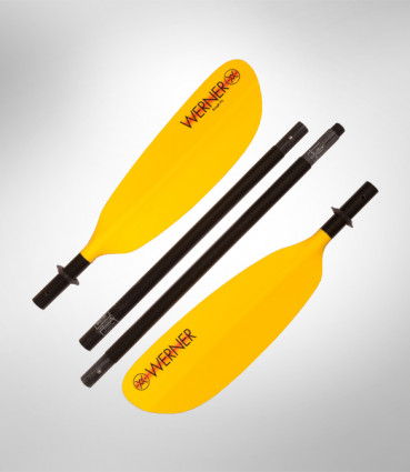 Kayak Paddles: Skagit FG by Werner Paddles - Image 3755