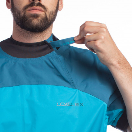Technical Outerwear: Huron Short Sleeve Jacket by Level Six - Image 4758