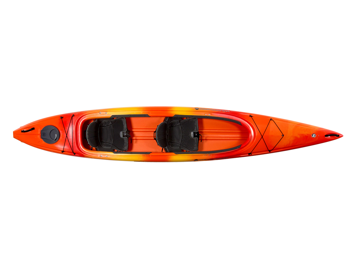 Kayaks: Pamlico 145 T by Wilderness Systems - Image 3062
