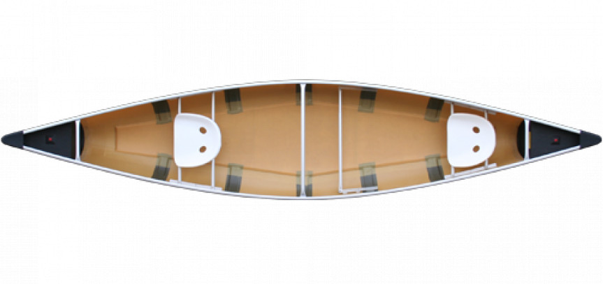Canoes: Escape Custom Kevlar by Clipper - Image 3883