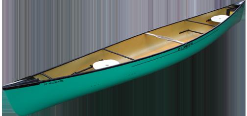 Canoes: MacKenzie 20 Ultralight by Clipper - Image 2111