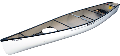Canoes: MacSport 16'6 Ultralight by Clipper - Image 2127