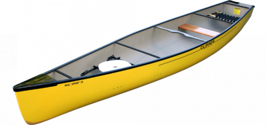 Canoes: MacSport 18 Ultralight by Clipper - Image 2130