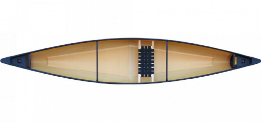 Canoes: Prospector 14' Kevlar/Duraflex by Clipper - Image 2136
