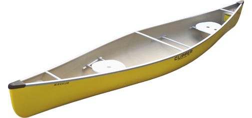 Canoes: Ranger 16' Ultralight by Clipper - Image 2149