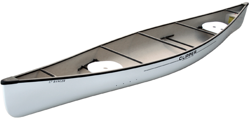 Canoes: Ranger 17' Kevlar by Clipper - Image 2151